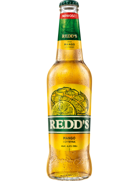 Bière Redd's à la Mangue et...