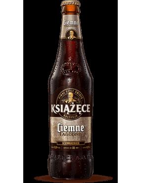 Bière brune douce Książęce...