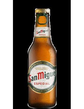 Bière San Miguel x25cL
