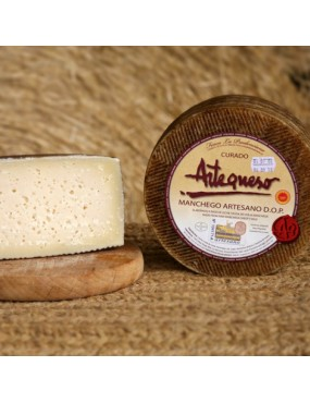 Fromage affiné Manchego...