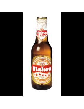 Bière Mahou (25cL)