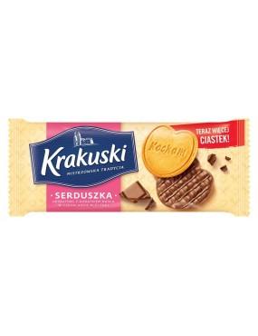 Biscuits au Beurre nappés...
